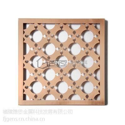 捷思铜板加工 金属激光切割 可定制