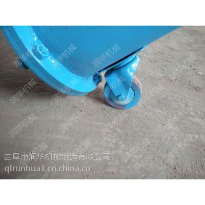 加厚圆管提升机 润华定制加长钢管上料机