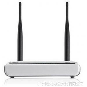 供应正品 腾达W308R 300M无线路由器 5DB双天线 Broadcom芯片信号超强