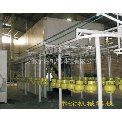 供应煤气罐涂装生产线
