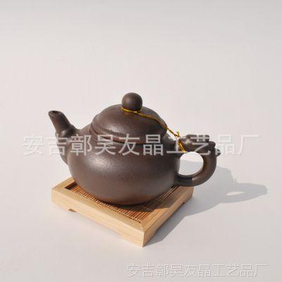 供应新品茶漏 创意造型竹茶漏 精品家居用品竹茶漏 功夫茶具