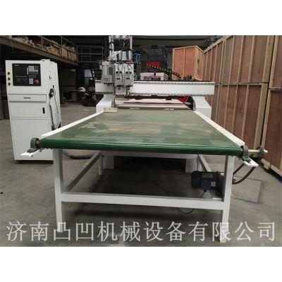 供应全自动板式生产线 定制家具衣柜生产线