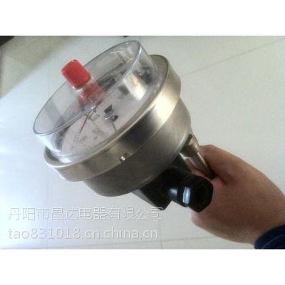 供应韩国KONICS压力式双金属温度计
