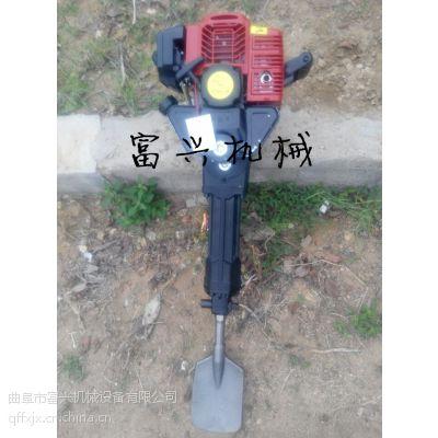 苗木断根挖树机 富兴大直径大马力移苗机 铲头式挖树机