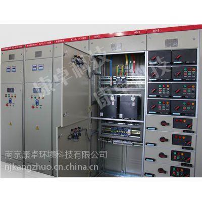 南京康卓科技水泵控制柜 通过ISO9001质量体系认证