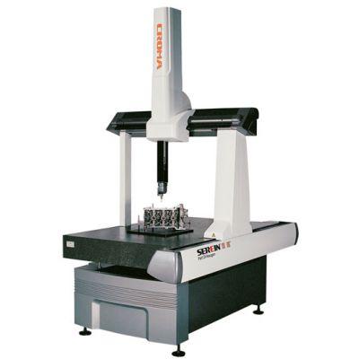 供应海克斯康高精度三坐标测量机  Croma564自动三坐标