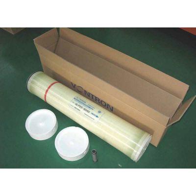 供应供应苏州无锡杭州金华地区原装进口陶氏膜SW30HRLE-400高脱盐率、低能耗海水淡化反渗透膜元件