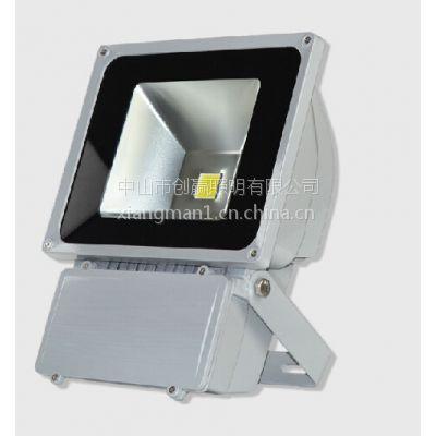 LED投光灯厂家批发|承接户外楼体亮化工程 中山创赢照明厂