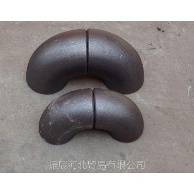 石家庄栾城优质鸿盛泰牌碳钢国标LR1.5倍180度114*8A系列弯头现货厂家低价销售