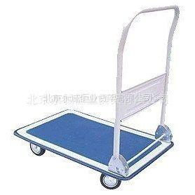 供应四轮平板车折叠手推车推货车折叠平板车手推车折叠拉货车