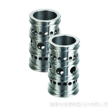 CNC不锈钢多孔精密零件