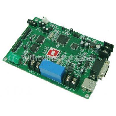供应语音/同步播报 led显示屏电子条屏广告牌能发声音的显示屏控制器LED语音显示屏控制卡 EX-56