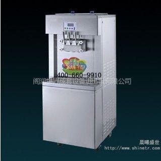 供应自动丝绵冰淇淋机 雪花冰机器 北京丝绵冰淇淋机