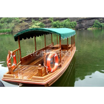 供应景区观光单蓬船,游玩旅游手划船