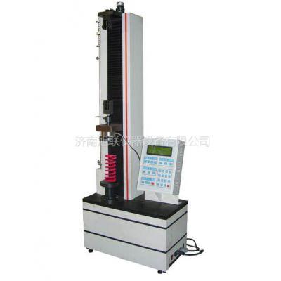 供应弹簧变形量与负荷检测试验机,TLY-Z片弹簧弹性检测仪,弹簧弹性试验检测机
