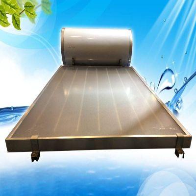供应供应一体承压平板热水器-双志新能源--酒店太阳能热水工程就选双志太阳能