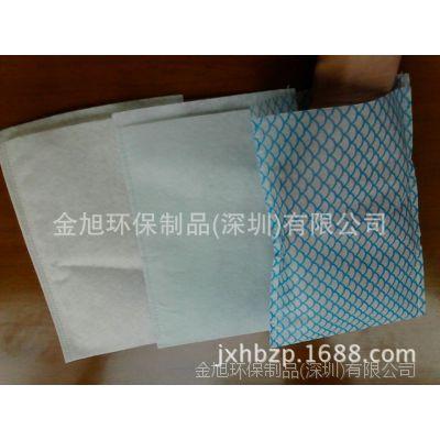 无纺布厂家供应一次性针刺水刺棉无纺布清洁手套 白色擦拭干手套
