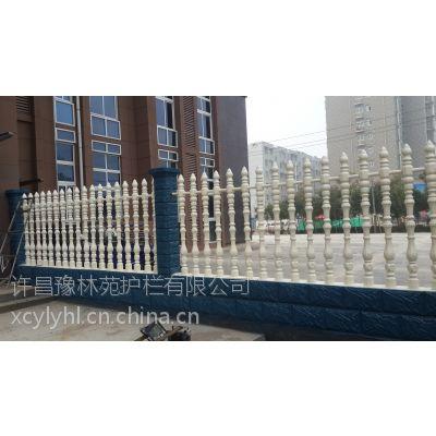 许昌高档小区艺术围墙、护栏