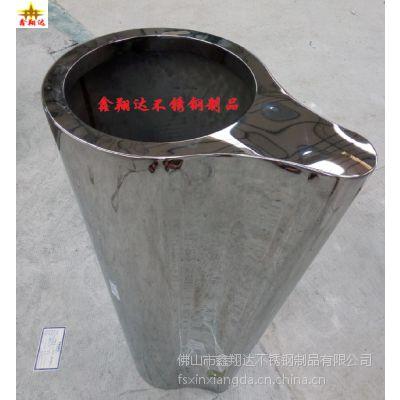 异形不锈钢花盆 特制花盆定做 花盆定制批发价