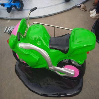 荥阳三星儿童游乐设备6人摩托竞赛