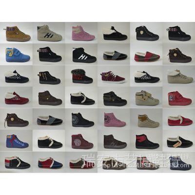 断码库存杂款女大棉鞋 冬季地摊批发货源 年底低价大处理