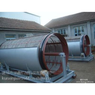 新疆加压溶气气浮机_诸城坤鑫机械_加压溶气气浮机订购