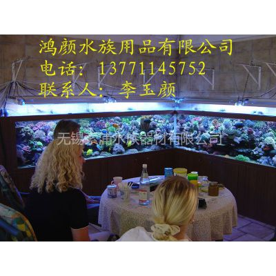 供应无锡 苏州 常州 江阴专业定做海水鱼缸