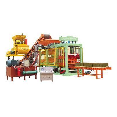 供应天水砌块机价格、免烧砖机定价、天水水泥砌块机性能