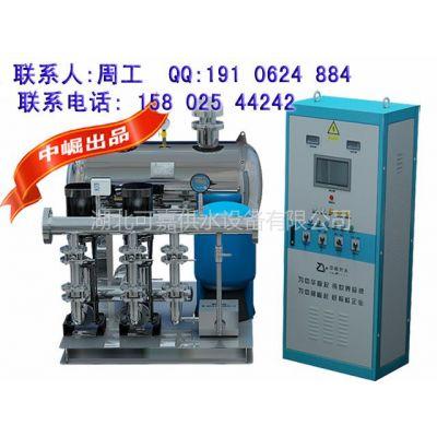 供应九江自来水增压设备,南昌供水设备直销