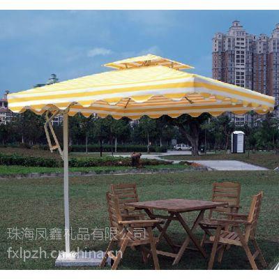 特价单边广告伞,罗马宣传伞,单边户外伞,珠海边柱伞定做,太阳伞印LOGO