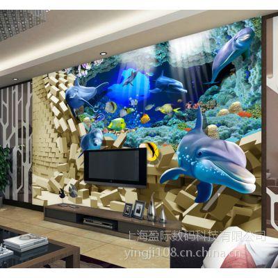 盈际厂家供应内蒙古通辽市艺术玻璃UV1325理光喷墨机,创业型设备