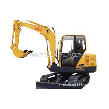 我公司供应上海彭浦牌6吨SW60E小型挖掘机