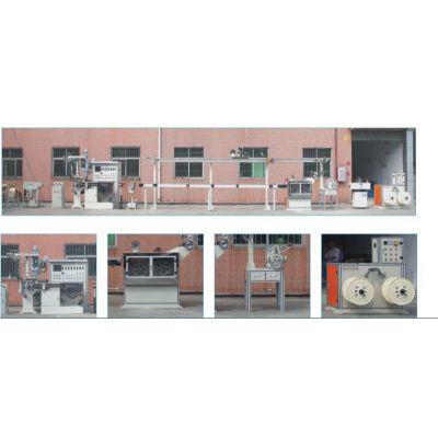 供应聚氯乙烯PVC电线押出机挤出机,聚乙烯PE电线电缆挤出机生产线