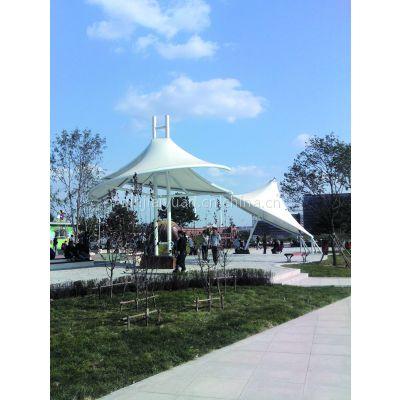 云南城市沙滩膜结构、广场景观膜结构、膜结构小伞、景观亭骏阳免费加工