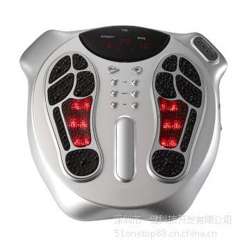 供应深圳市一健科技、脚底按摩器、足底理疗仪、气血循环机EH-006CH