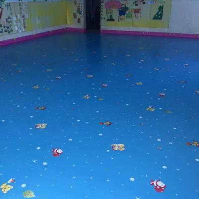 法国洁福同质透芯塑胶地板
