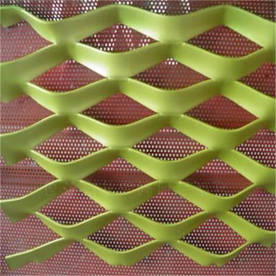 喷塑钢板网供应厂家@喷塑钢板网批发【冠成】