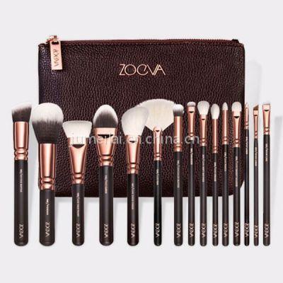 专业生产化妆刷 化妆用具 zoeva15化妆刷套装