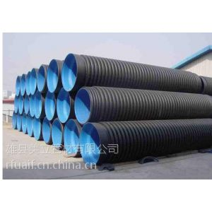 供应排水波纹管生产厂家