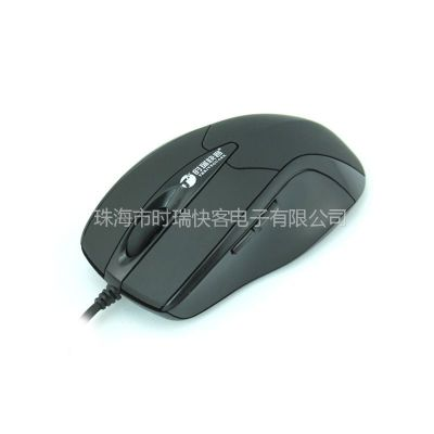 供应新品USB商务办公光电有线鼠标3D5K静音设计笔记本外设鼠支持混批