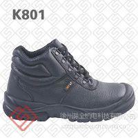 供应赛狮安全鞋 防砸 劳保鞋 钢包头 防静电鞋 防护鞋 中邦工作鞋K801