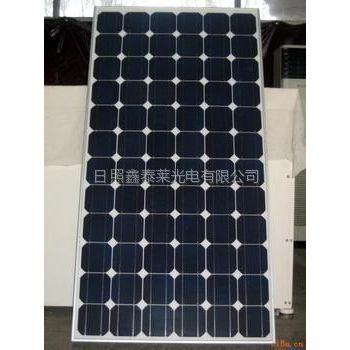 供应供应吉林省230瓦单晶太阳能光伏组件