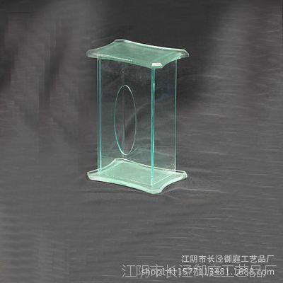 供应亚加力展示架有机玻璃盒子商场精品盒 压克力透明展示箱