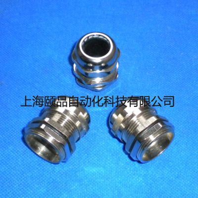 EPIN黄铜镀镍电缆接头(Cable gland Nickel-plated brass)