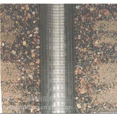 供应广兴滤材碳钢全焊式楔形绕丝筛管