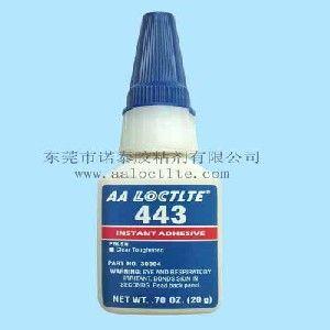 供应厂家供应|乐泰443胶水 443快干胶|绿色、环保型胶水