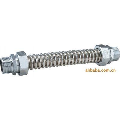 供应厂家直供 不锈钢波纹管、空调波纹管、软连接(铜头镀镍)