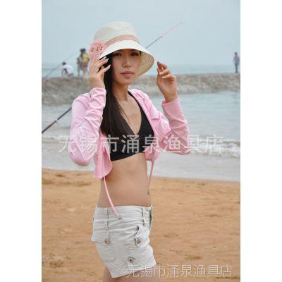 正品  阿玛迪斯-3002菲格尔FIGUE防晒帽衫(樱花粉)XL#