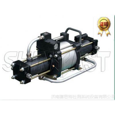 气动气体增压泵设备  高压空气氮气氧气氢气二氧化碳等 0--80MPa