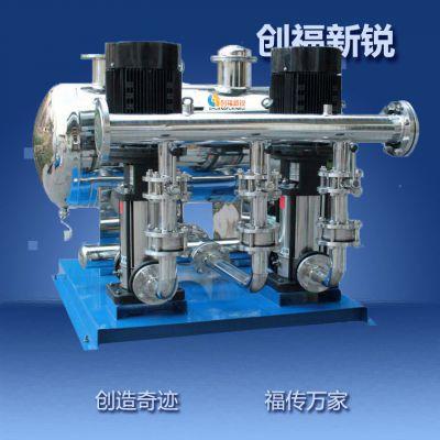 创福新锐厂家供应 节水设备,无负压供水设备,低压开关柜,高低压成套配电柜配电箱,消防柜